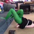 Ambrosia Leigh_Green Tights
