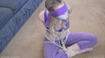 Anna Yoga Bondage MP4