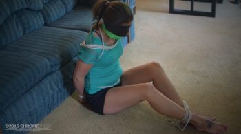Claire Nerys – Takes the Blindfold