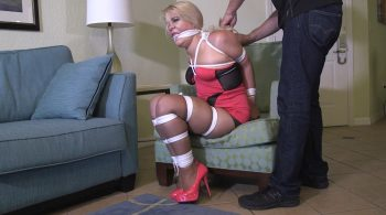 Heard a rumor you wanted to tie me up!