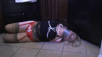 Home Invaded-He found his step daughter bound and gagged on the kitchen floor