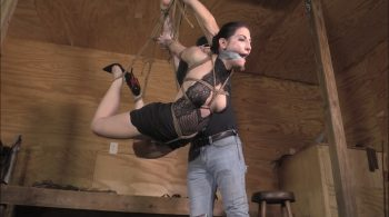 Brendas Bound Bondage Addictions – Flying Like A Raven
