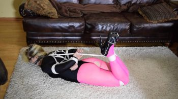 Kendra Lynn.. Hogtied Hotty Part 2