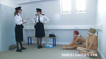 Police Drama – Damsels in Peril