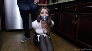 She Should Have Just Gone To Work! – Captive Chrissy Marie