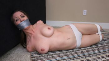 She Woke Up Rope Bound & Wrapped In A Rug! – Captive Chrissy Marie