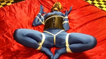 ShinyBound Productions – Simone Subdued in Blue