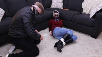 Up To Her Eyes In Bondage – Captive Chrissy Marie