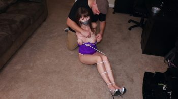 Zip Tied Torture – Captive Chrissy Marie