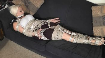 A Big Struggle – Bondage Chronicles