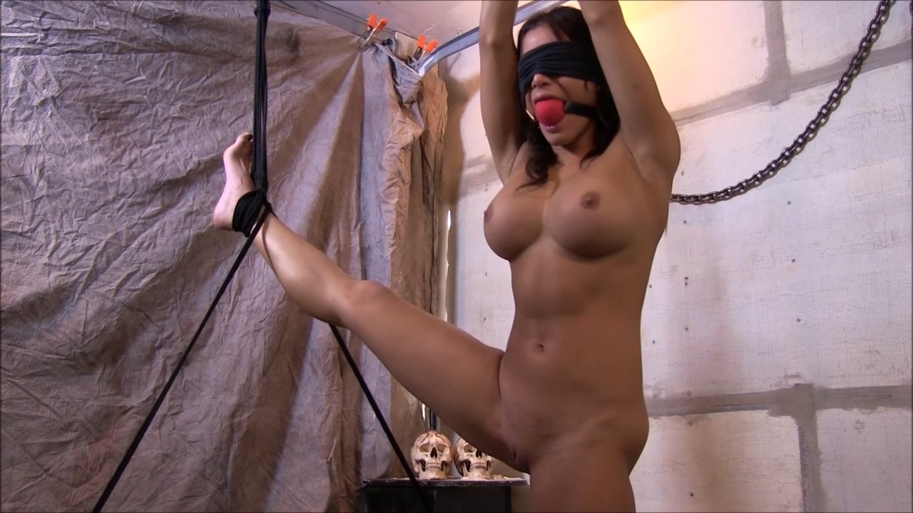 Bondage and Forced Orgasm