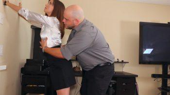 Dramatic Detention – Captive Chrissy Marie