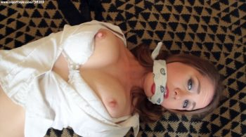 Please, Please Will You Tie Me Up! – Captive Chrissy Marie