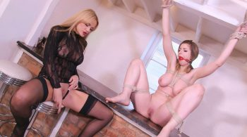 Screw the New PA! – Stella Cox, Jasmine Sinclair – Bound Honeys Exclusive