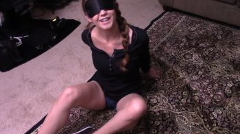 Shackled & Searching for the Key! – Captive Chrissy Marie