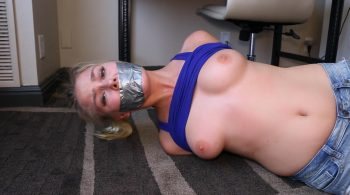 Vika's Bondage Therapy – Captive Chrissy Marie