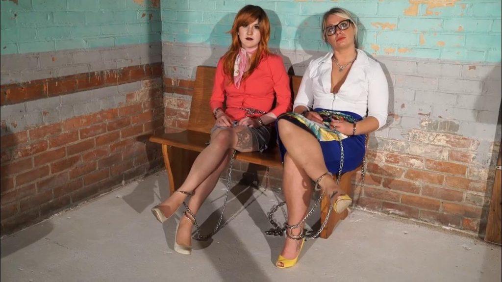 Hanna and Adara arrestee in sting part 1 – GotCuffs