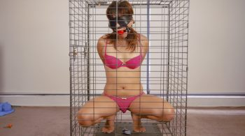 RS-154 Movie Locked Myself In A Cage – Mina