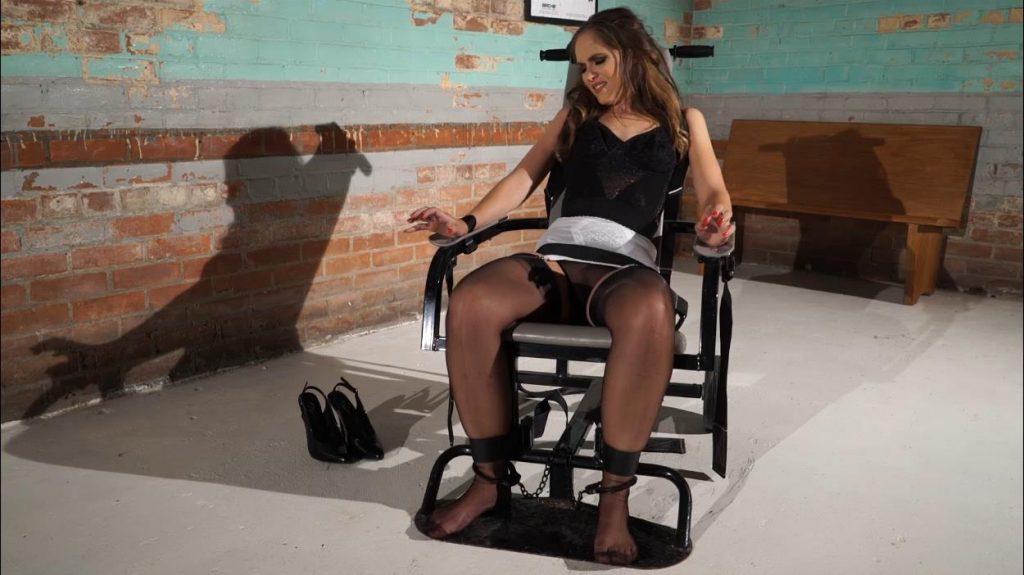 Rachel arrested in her lingerie part#1 – Handcuffed Girls
