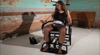 Rachel arrested in her lingerie part#1 – Handcuffed Girls