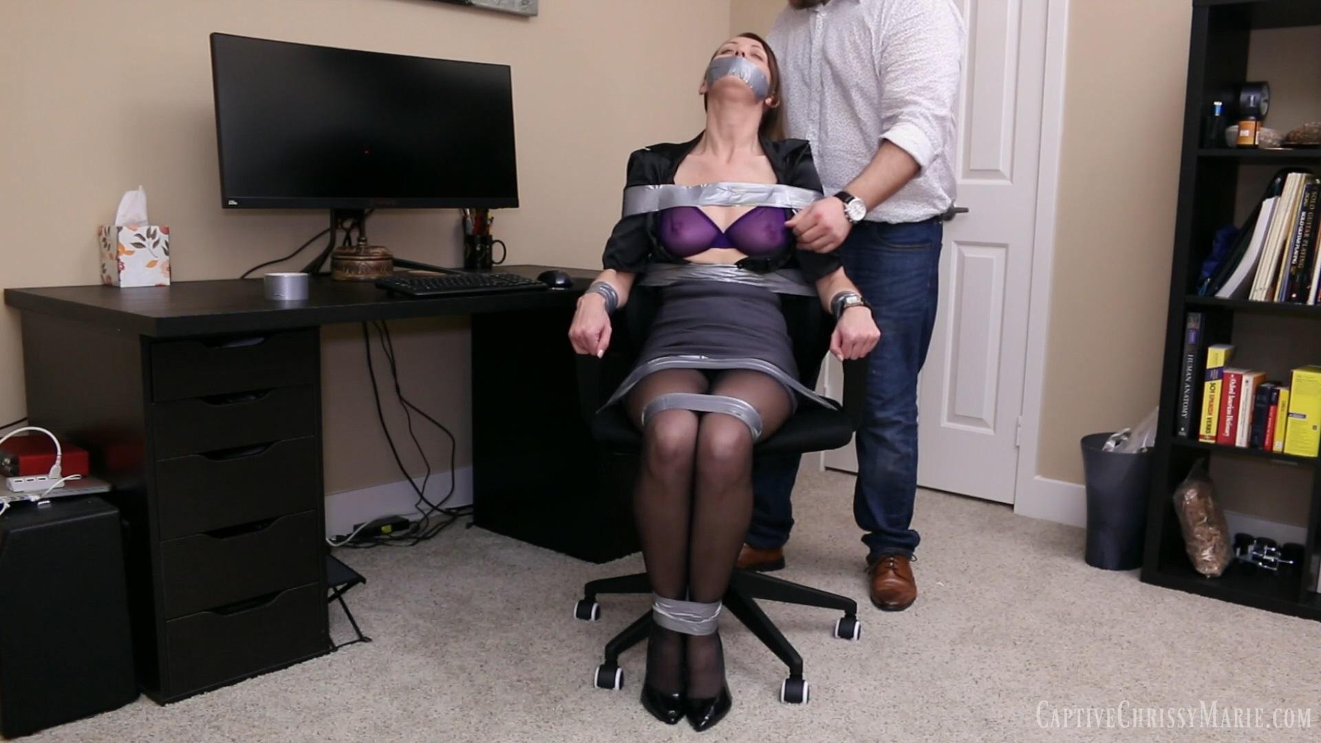 Secretary Bound For Discipline