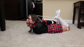 The School Bully Strikes Again! – Captive Chrissy Marie