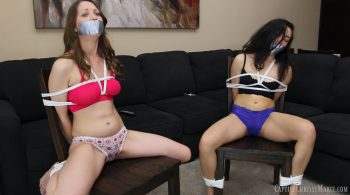They Nearly Escaped! – Captive Chrissy Marie