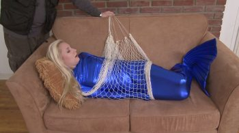 Mermaid Caught and Suspended – Odette Delacroix – HiDef – FETISH SCENE FetishFun with Lorelei