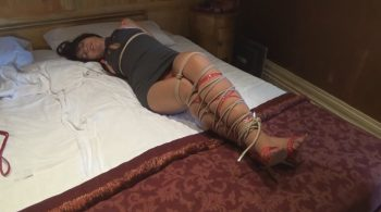SHOPPING SPREE IN ROME – MILF GiGi's Bondage Fantasies
