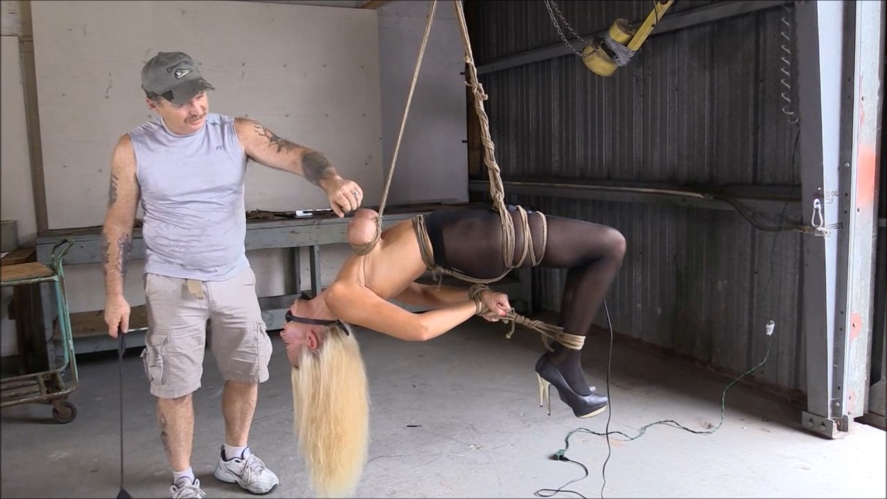 Hung By Her Tits