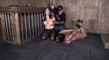 If They Would Have Only Gave Him The Loan – Raven Eve, Brenda Bound – Brendas Bound Bondage Addictions