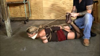 She Really Wanted The Commission – Nikki Brooks – Brendas Bound Bondage Addictions