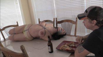 She Should Have Made Lunch – Raven Eve – Brendas Bound Bondage Addictions