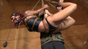 She Was So Afraid Of What He Was Going To Do To Her Now In Ultra HD – Stefania Mafra – Brendas Bound Bondage Addictions