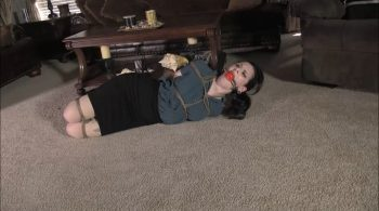 The Funny Thing Is She let This Happen To Herself – Caroline Pierce – Brendas Bound Bondage Addictions