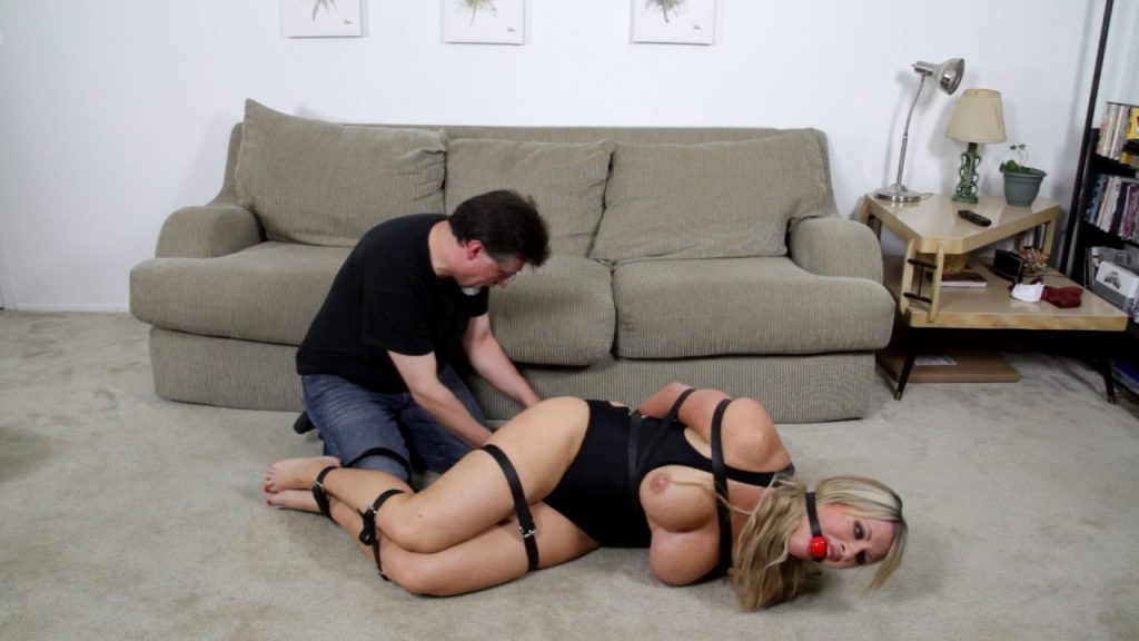 Jamie Knotts – Bathing Suit Bound – Cinched and Secured