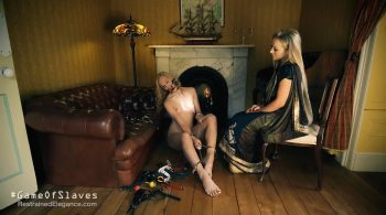 Mistress Hannah Claydon 13 raided! – Restrained Elegance