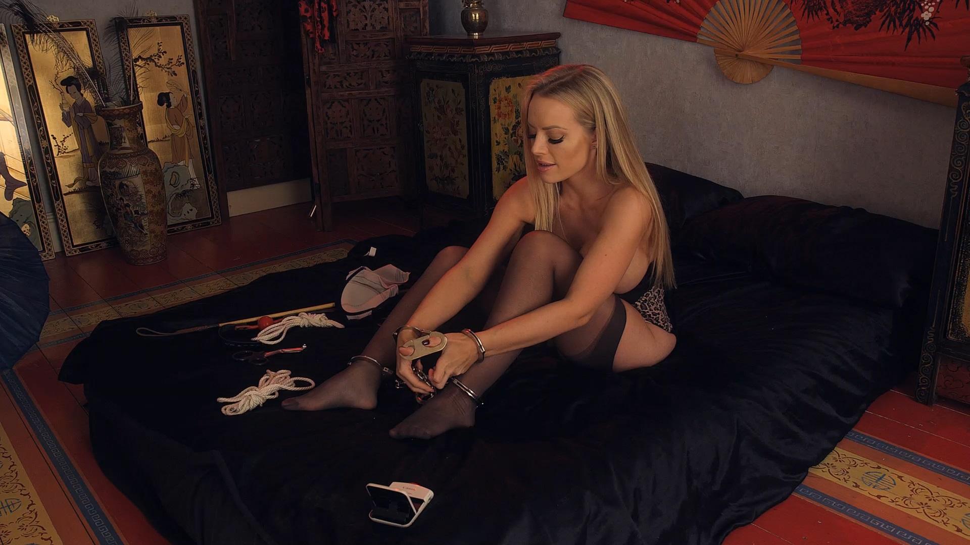 Mistress Hannah Sells Herself Into Slavery