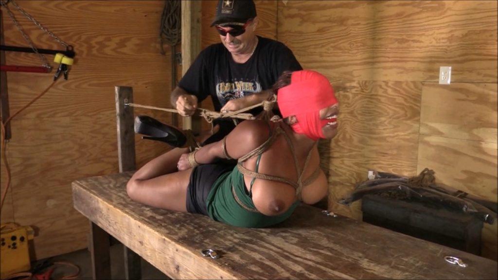 Nice Little Hogtie For Desiree Now In Ultra HD – Desiree Lopez – Brendas Bound Bondage Addictions