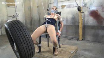 Reagan Lush extreme crotch rope hd – Bondage by Anthony Peters (DizDat)