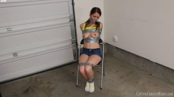 Rich Girl Taken For Ransom – Captive Chrissy Marie