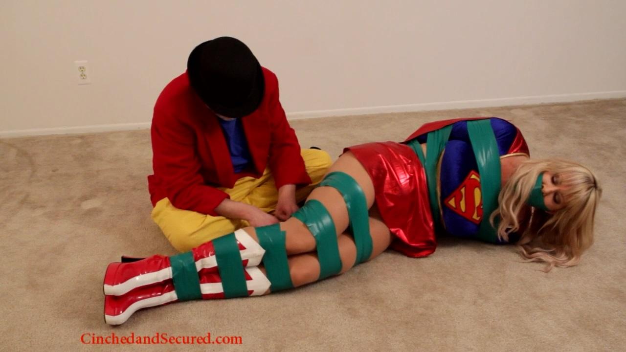 Supergirl Subdued