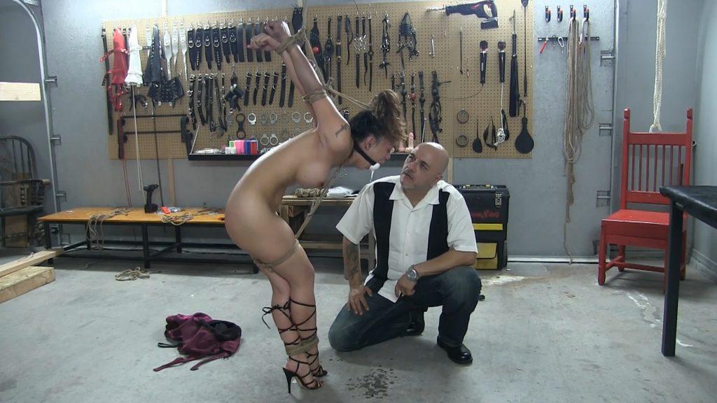 Unfaithful Wife Custom Video Part 2 – Two-Timing Ho Gets Punished – ASIANA STARR BONDAGE