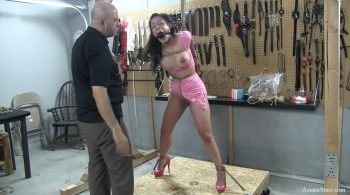 Assaulted Part 2 – When Everything Bothers You – ASIANA STARR BONDAGE