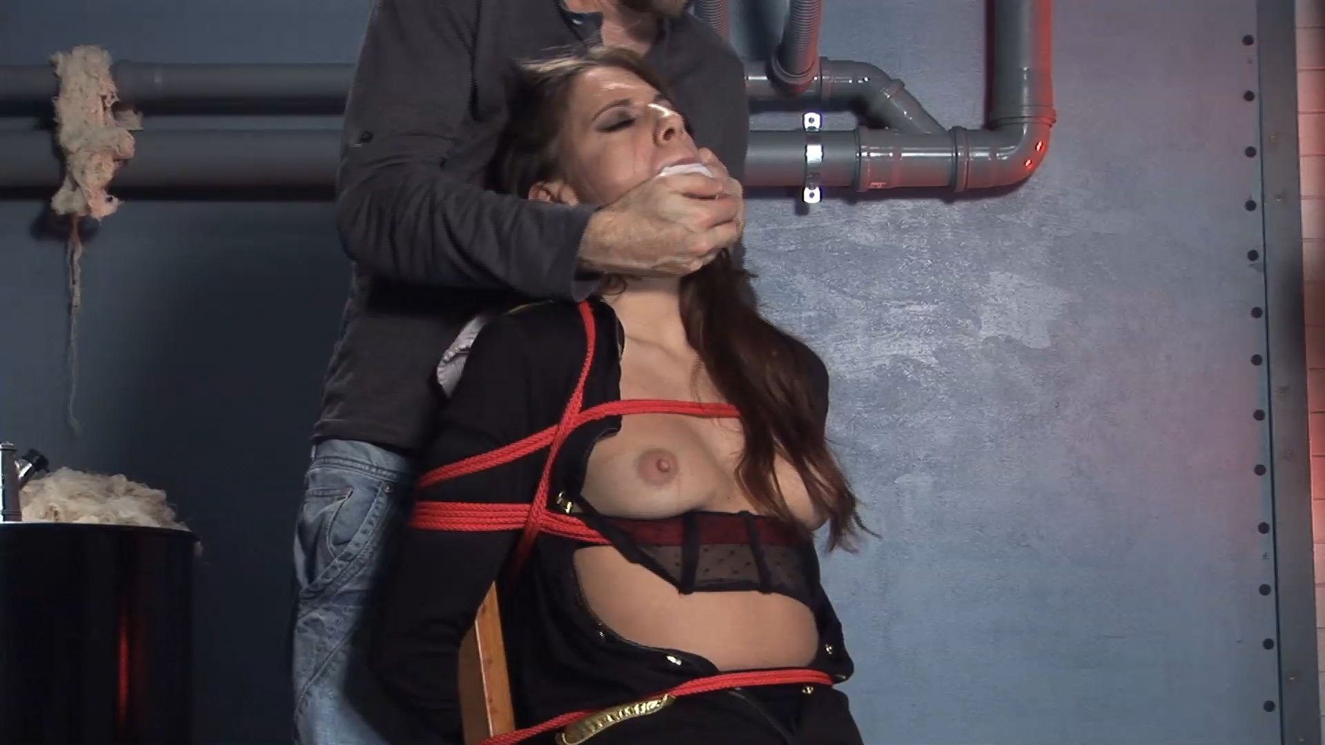 Chairtied Becky