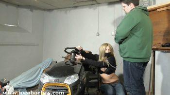 Captured Blonde Sexslave – Juliette Captured And In Distress [JoCoBoClips]
