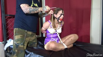Constance.. Girdle Bound and Drooling  – ShinyBound Productions
