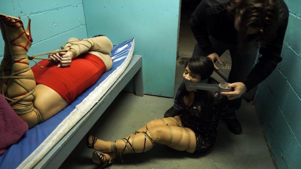 Bondage: JJ Plush, Born to be Bound – Conversion therapy for the bondage loving woman