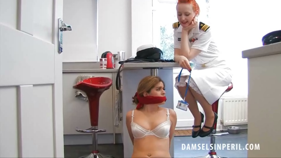 Project Thermo Cube – GLAMOUR GIRL DAMSELS IN PERIL