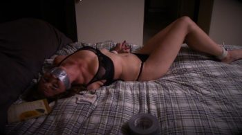 Sleepytime Struggle – Captive Chrissy Marie